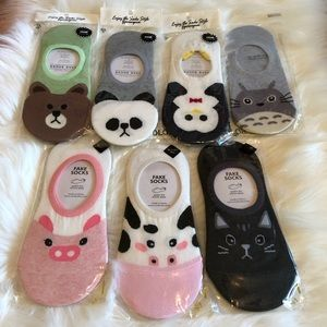 Cute Animal Design Socks